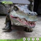 Animatronic Animal Model Rubber Crocodile