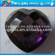 checker heart gems/amethyst gems