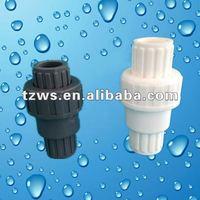 mini plastic check valve