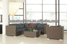 Rattan Garden Furniture of mordern garden sofa sets