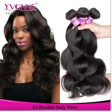 Wholesale Virgin Body Wave Brazilian Hair Bundles Factory Price