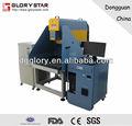 Calçados/calçados laser máquina da marcação gld-275 ce& sgs