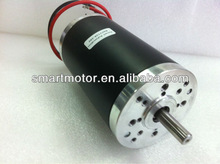 O.D 63mm 12v dc motor 3000rpm, 24v dc motor 3000rpm, rated power 50w~200w