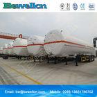17000L liquid nitrogen transport truck
