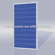 High efficiency solar panel 220W poly solar pv panel