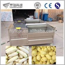 FC Series Carrot/Patato/Sweet potato/Turnip Washing/Peeling Machine