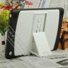 New exclusive back slant holder case cover For ipad mini PC hard plastic case EXW price