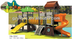 Beautiful Appearance Outdoor Playground Equipment Amusement Kiddy Toys /Professional Manufacturer