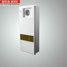 OEM 120W/K 48V DC Telecom Cabinet Heat Exchanger