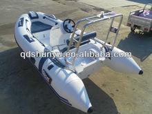 CE 2015 rigid inflatable boat China rib boat
