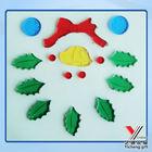 Christmas Jelly Gel Sticker Window Stickers Glass XMAS Decor Decal