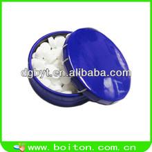 Hot sale click clack mint tin with sugar free mints