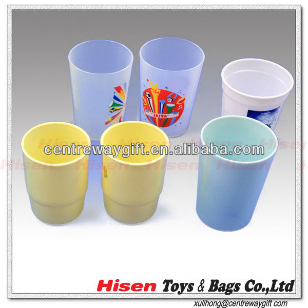Hot Sale Plastic Reusable PP Cup