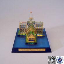 Thailand Crystal Grand Palace Model