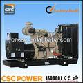 10 kva generador diesel silencioso tipo