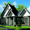 European style steel structure villa/Mordern light steel villa