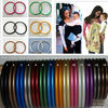Popular aluminium ring for baby carrier strechy sling, sling ring with safety certification