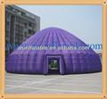 alta qualidade azul inflável barraca grande festa ao ar livre da barraca