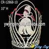 Cinderella tiara big crystal princess pageant crowns