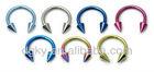 Mix Colorful designer nose horseshoes jewellery