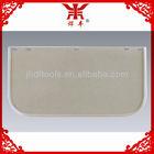 M-4057 factory outlet pvc/pc face shield visor