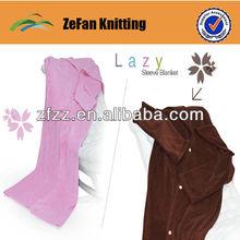2013 New Style snuggie baby fleece blanket for wholesale