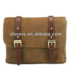 Leather camera bag with high quality