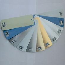 50mm Aluminum Venetian Blind Slats from Swatch Color