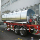 Semi-Trailer Hot Asphalt Tank distributors