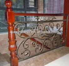 Wrought Iron Balcony railing design