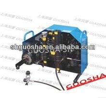 scuba diving breathing air compressor GSW200,300bar
