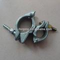 76*48.3mm galvanizado metal padrão da braçadeira de tubulação