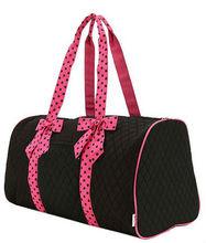 Hot sale fashion style family size sports duffel bag