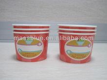 Freeze Paper Yogurt Paper Cups Whole Sale