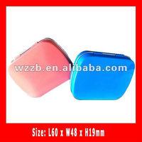 gum tin box,mini metal box