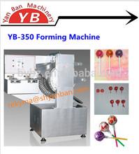 YB-350 Automatic Ball Lollipop Forming Machine / 0086-13916983251