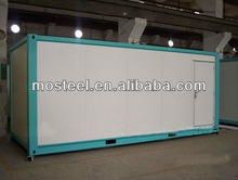 2013 Export to many countries living container house