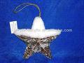 Decorativo isopor star / estrela de suspensão