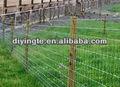 Chaude!! Animaux clôture de fil/barrière de prairie/prairies de clôture
