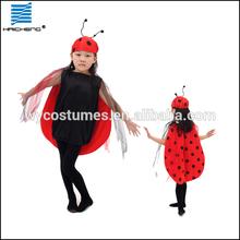 child canival animal ladybird Costume