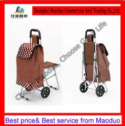 Maoduo foldable shopping trolleys (directly from factory)