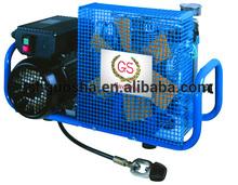 mini breathing air compressor GSX100E,4300psi,300bar