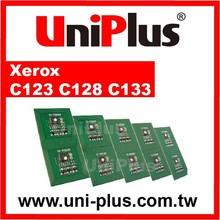 Toner chip for Xerox C123 C128 C133 toner cartridge