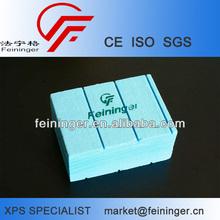 High Density Blue Color Foam Board, Styrofoam Board, extruded polystyrene foam blocks