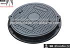 JM-MR103D - D400 550mm frp manhole cover with screw lock
