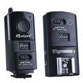 Aputure studio wireless flash trigger 2.4 ghz mando a distancia trigmaster 2.4g ii