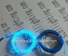 EL Wire Neon Rope Light (Blue Color)