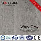 12mm AC4 Woodtexture Grey Series import bamboo floor 9895-7