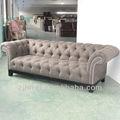 antique sofá três lugares