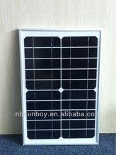 Monocrystalline Photovoltaic Solar Panel 15 watts